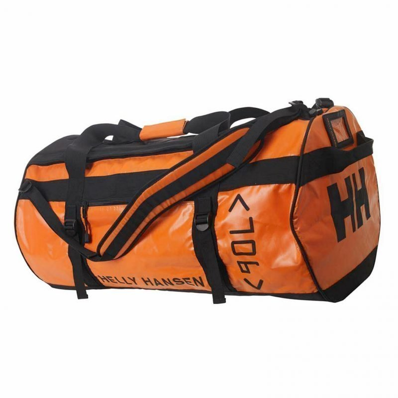 Helly Hansen Duffel Bag 90L spray oranssi