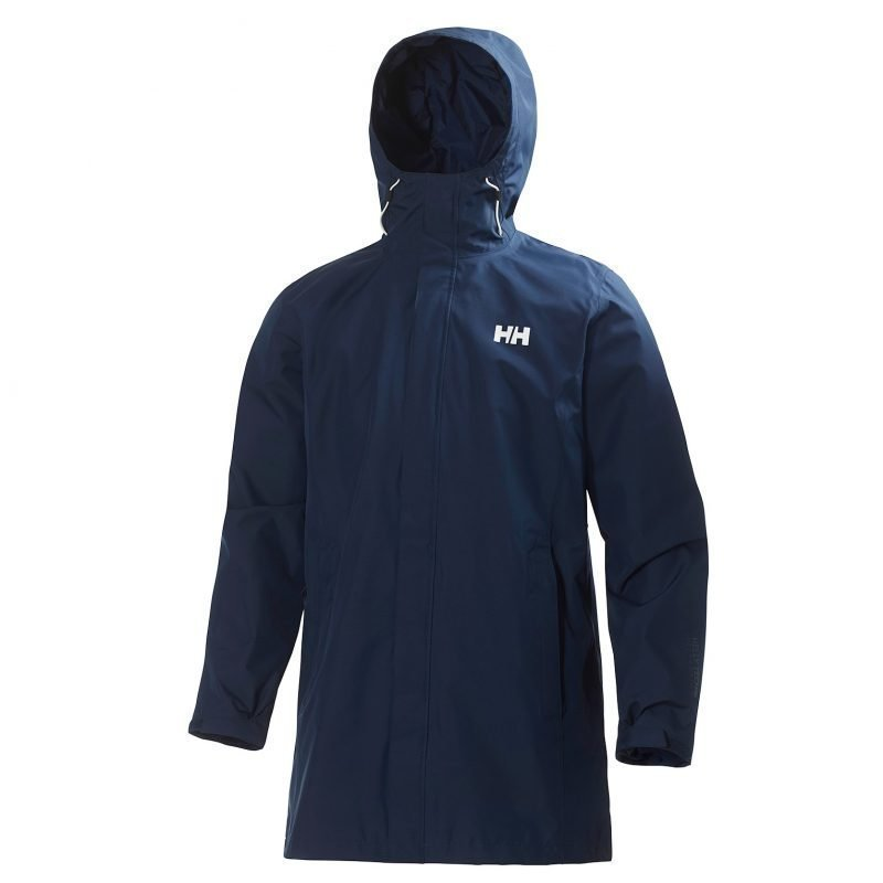 Helly Hansen EIGHT Q CIS miesten sadetakki evening blue