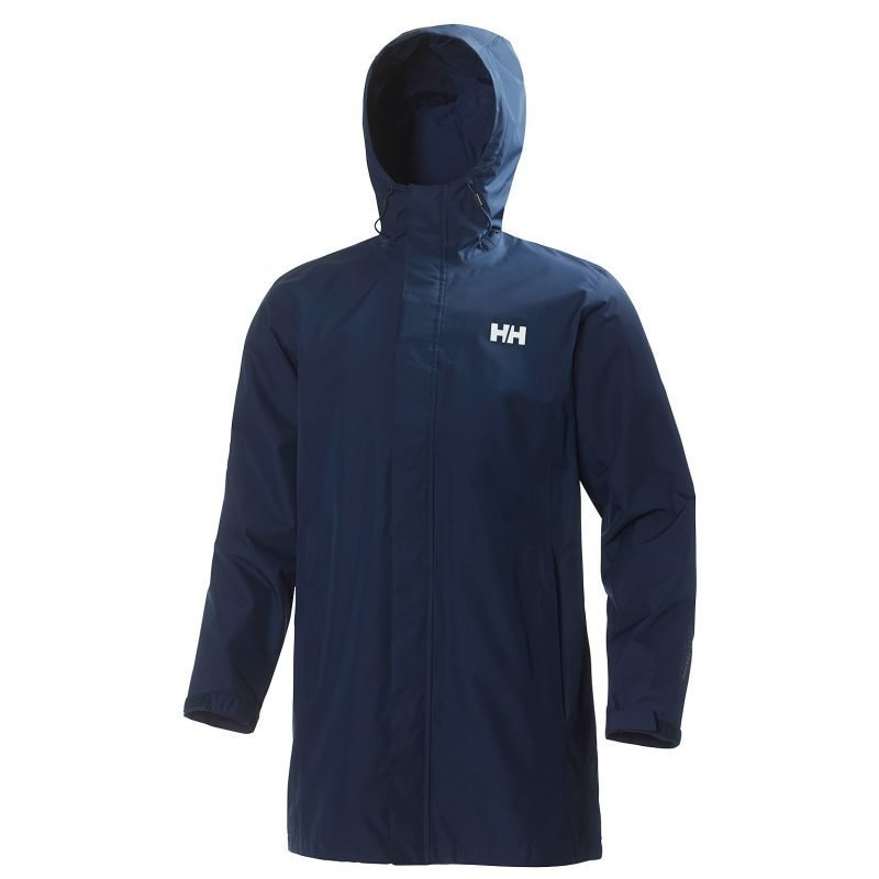 Helly Hansen EIGHT Q miesten sadetakki evening blue