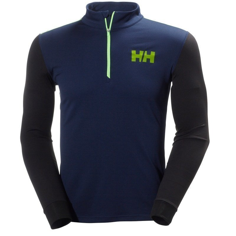 Helly Hansen HH Active Flow 1/2 Zip L Evening Blue
