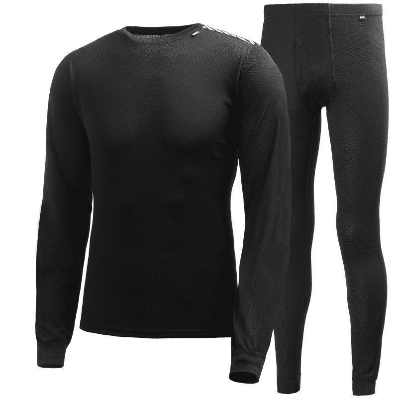Helly Hansen Hh Comfort Dry 2-Pack S Black