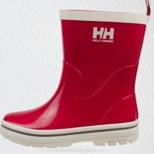Helly Hansen JK Midsund RED/OFF WHITE/SILVER REFL