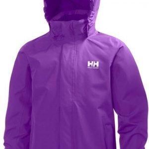 Helly Hansen JR Dubliner Jacket Purple 128