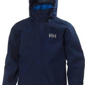 Helly Hansen JR Dubliner Jacket Tummansininen 128