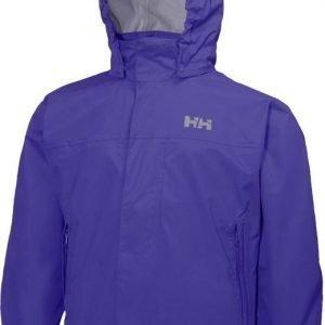 Helly Hansen JR Loke Packable Jacket Purple 152
