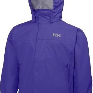 Helly Hansen JR Loke Packable Jacket Purple 176