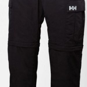Helly Hansen Jotun convertible pants musta 34