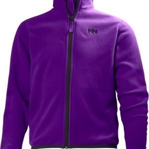 Helly Hansen Jr Daybreaker Fleece Jacket Purple 128