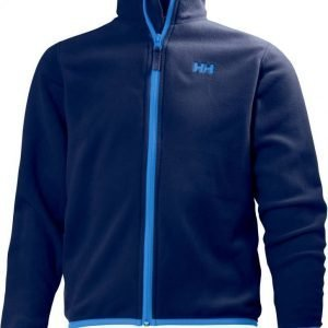 Helly Hansen Jr Daybreaker Fleece Jacket Tummansininen 128