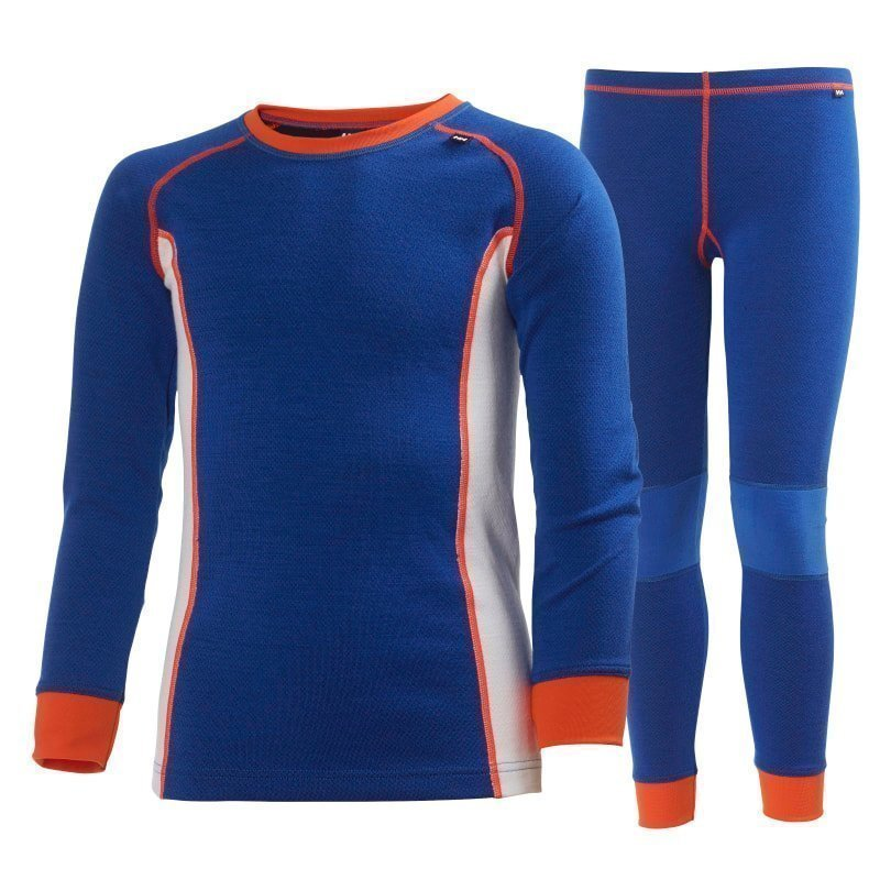 Helly Hansen Jr HH Warm Set 2 140 Classic Blue