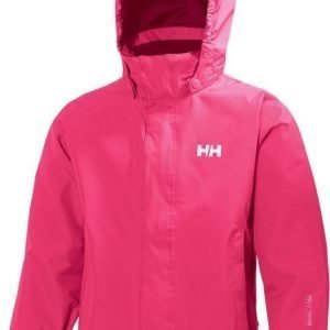 Helly Hansen Jr Seven J Jacket Magenta 140
