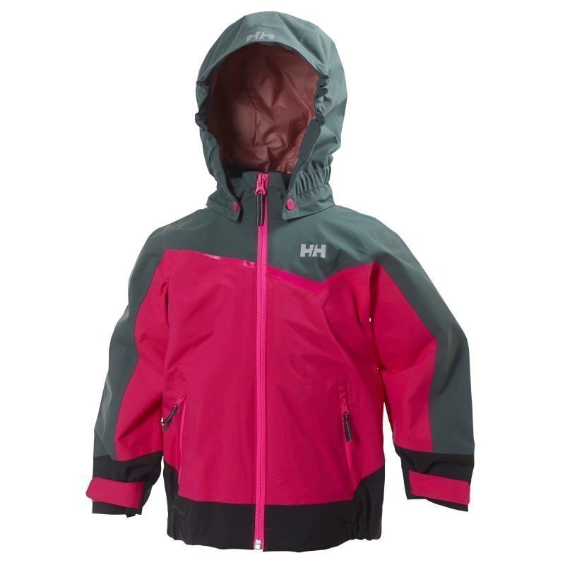 Helly Hansen K Shelter Jacket 128 Magenta