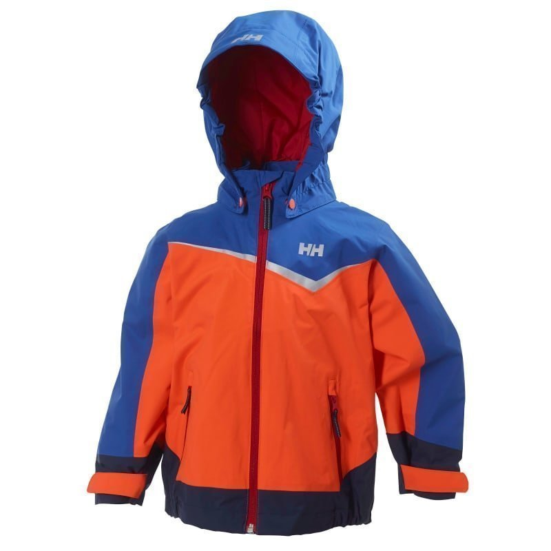 Helly Hansen K Shelter Jacket 98 Magma
