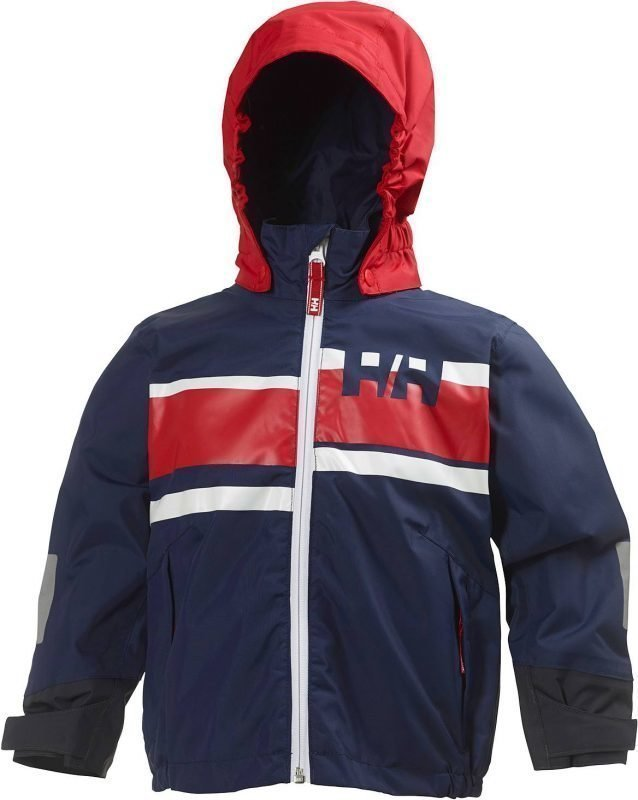 Helly Hansen Kids Alby Jacket Navy 128