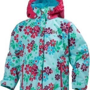 Helly Hansen Kids Freya Jacket Aqua 122