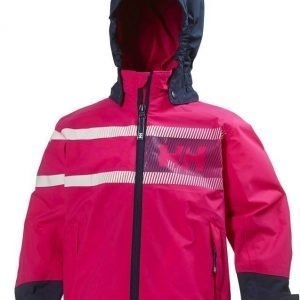 Helly Hansen Kids Pier Jacket Magenta 134