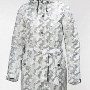 Helly Hansen LYNESS INSULATED naisten sadetakki off white