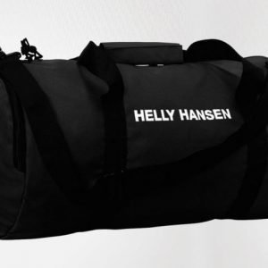 Helly Hansen Packable Duffel Bag L musta