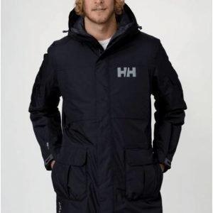 Helly Hansen RIGGING COAT miesten sadetakki musta