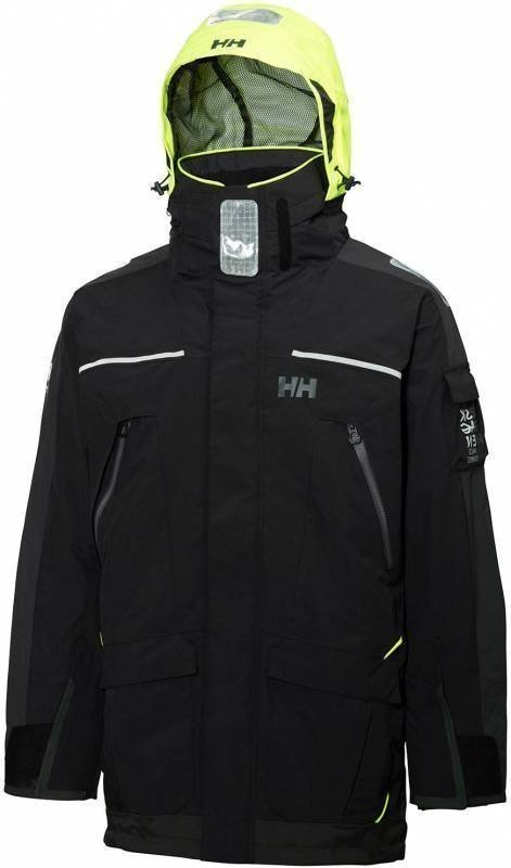 Helly Hansen Skagen Race Jacket Musta XXL
