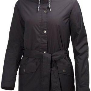 Helly Hansen W Lyness Insulated Coat Musta XL