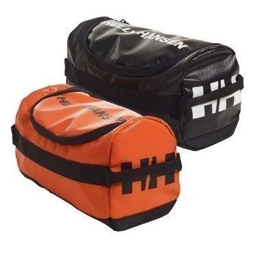 Helly Hansen Wash Bag toilettilaukku oranssi tai musta