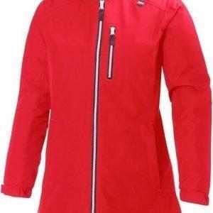 Helly Hansen Women's Long Belfast Winter Jacket Punainen M