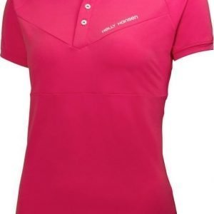 Helly Hansen Women's Mistral Polo Pink M