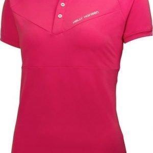 Helly Hansen Women's Mistral Polo Pink XL