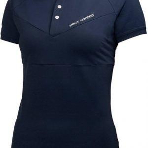 Helly Hansen Women's Mistral Polo Tummansininen S