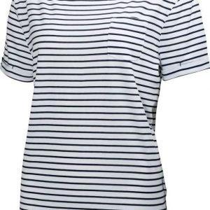 Helly Hansen Women's Naiad T-Shirt Tummansininen XL