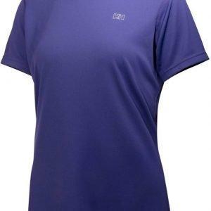 Helly Hansen Women's Utility SS Shirt Purple XS