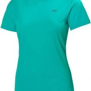 Helly Hansen Women's Utility SS Shirt Turkoosi XL