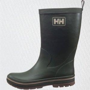 Helly Hansen miesten Midsund 2 kumisaappaat forest night/taupe grey