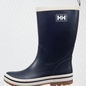 Helly Hansen miesten Midsund 2 kumisaappaat navy/valkoinen