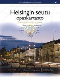 Helsingin seutu Opaskartasto 1:15 000 2007