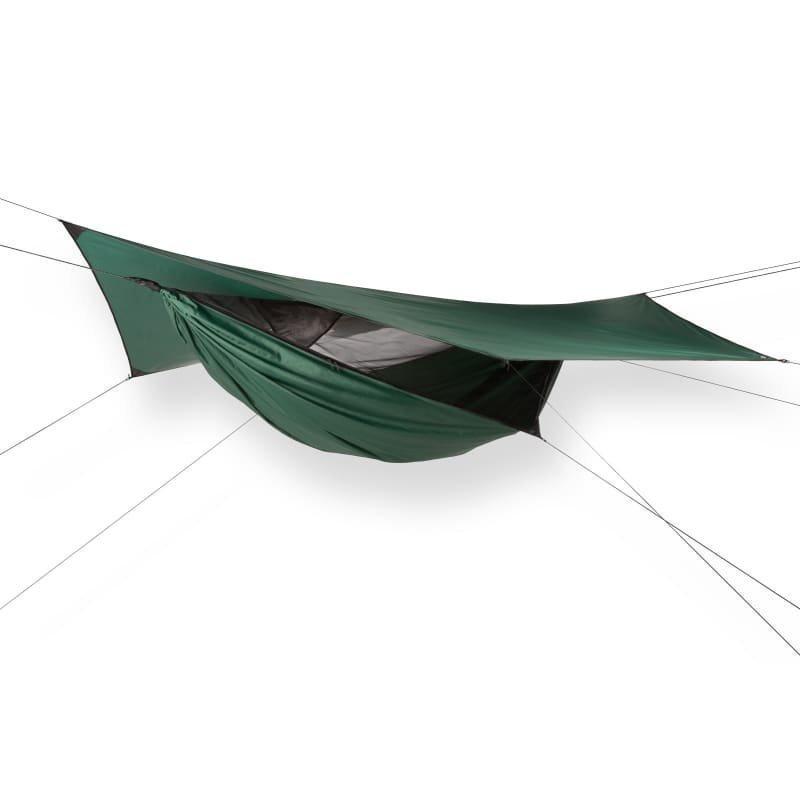 Hennessy Hammock Safari Deluxe Zip 1SIZE Green
