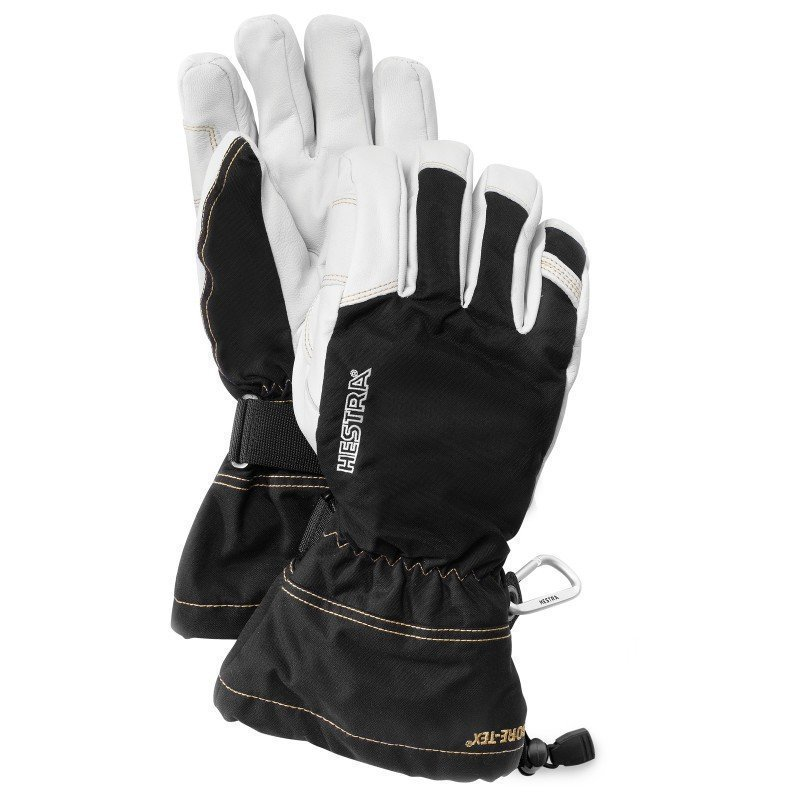 Hestra Army Leather GTX 7 Black