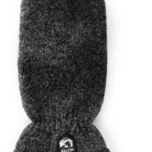 Hestra Basic Wool Mitt musta lapanen