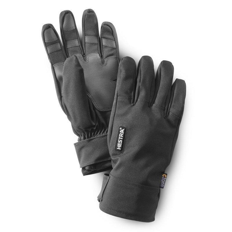 Hestra CZone Pick Up - 5 finger 6 Black