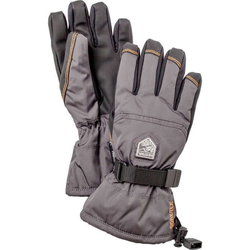 Hestra Gore-Tex Gauntlet Jr 3 Grafit