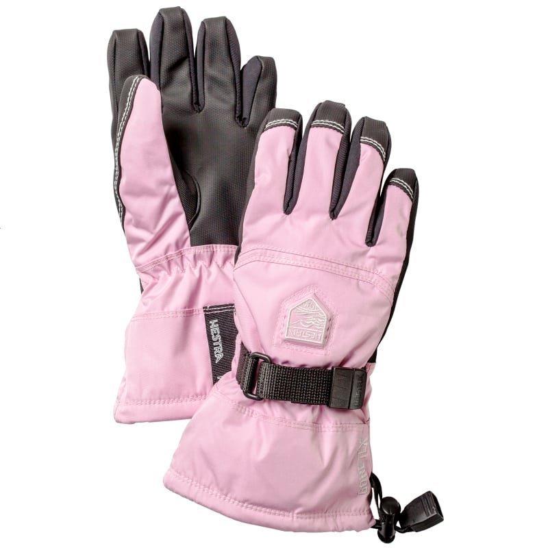 Hestra Gore-Tex Gauntlet Jr 7 Pink