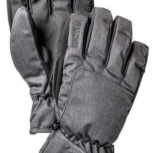 Hestra Isaberg Frost sormikas tumman harmaa