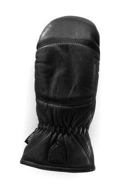 Hestra Leather Box Mitt rukkanen musta