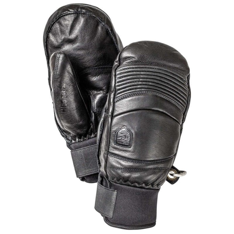 Hestra Leather Fall Line 8 Black