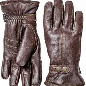 Hestra Tällberg tummanruskea sormikas