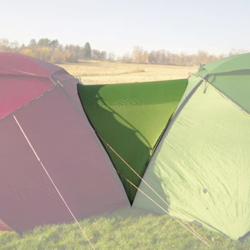 Hilleberg Atlas Kopplingsdel Green