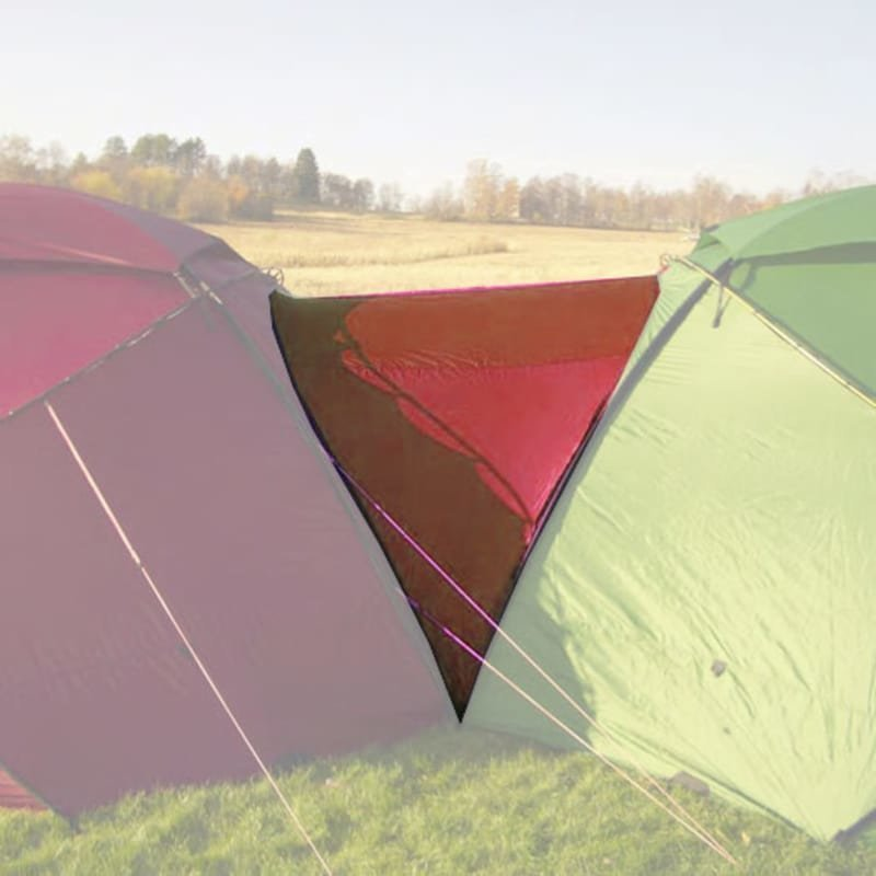 Hilleberg Atlas Kopplingsdel Red