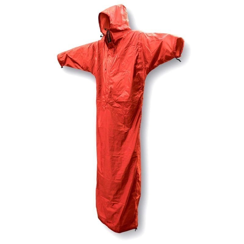 Hilleberg Bivanorak Red