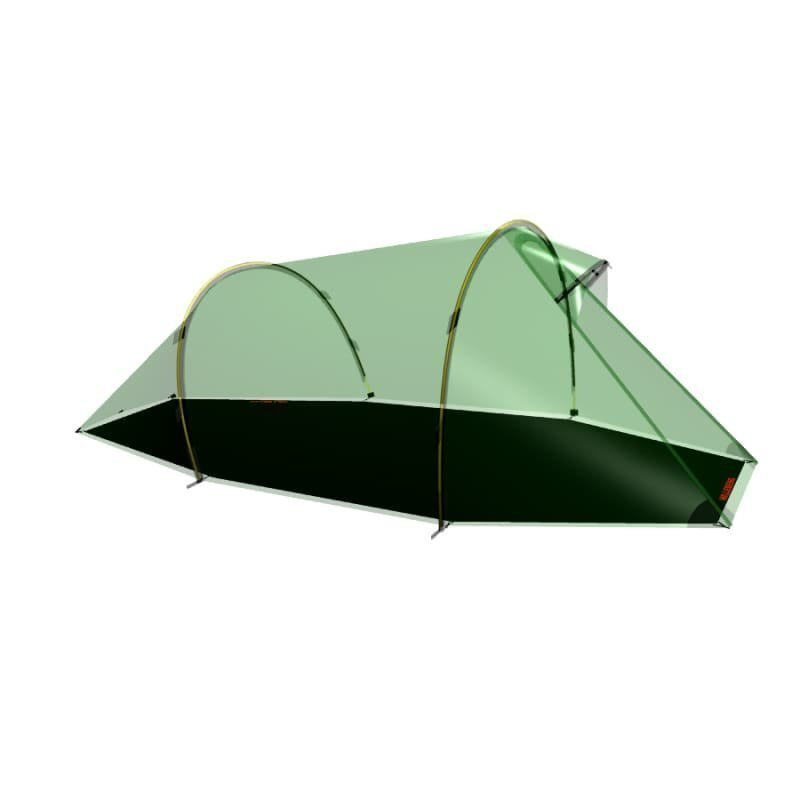 Hilleberg Nallo 2 Footprint Nallo 2 Black